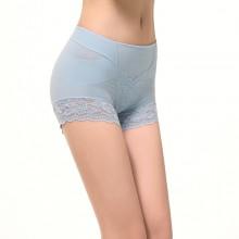 fimage有致102057蕾丝款防走光收腹裤安全裤