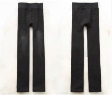 fimage有致104011加厚款牛仔纱一体裤