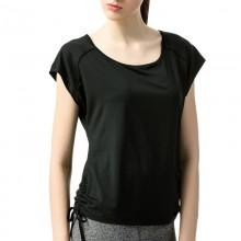 fimage有致802005春夏女款运动T恤宽松休闲款运动短袖速干排汗跑步健身