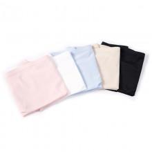 fimage有致102073 2016新款夏季女士纯色一片式轻薄无痕简约中腰三角裤 薄款