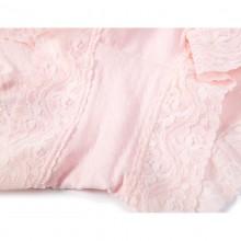 fimage有致102075 2016新款优质高端透气莫代尔中腰菱格花边女短裤 Modal